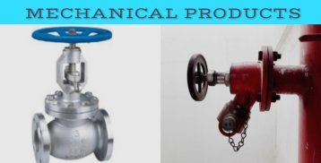 MECHANICAL PRODUCTS